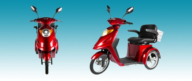 Eloped Scooty