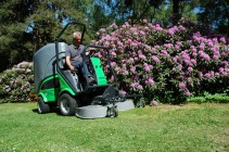 City Ranger 2250 Action Grass collector 2 Web