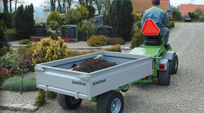 Park Ranger 2150 Action All purpose tipper trailer 1 Web