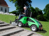 City Ranger 2250 Action Mulch Rotary mower 1200 3 Web