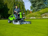 City Ranger 2250 Action Mulch Rotary mower 1600 10 Web