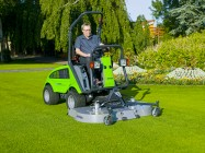 City Ranger 2250 Action Mulch Rotary mower 1600 6 Web