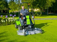 City Ranger 2250 Action Mulch Rotary mower 1600 7 Web