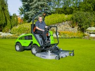 City Ranger 2250 Action Mulch Rotary mower 1600 8 Web