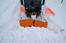 City Ranger 3500 Action Snow V blade Y for 2 W Web
