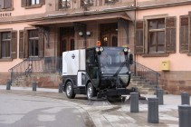 City Ranger 3500 Action Sweeper 2 W Web
