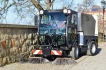 City Ranger 3500 Action Sweeper 3 W Web