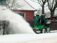 Park Ranger 2150 Action Snow sweeper 1 Web
