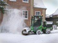Park Ranger 2150 Action Snow sweeper 3 Web